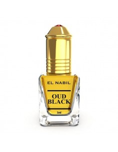 Musc Oud Black-El nabil