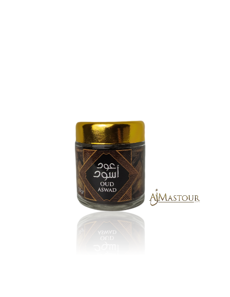 Bakhour Musk Noir-Karamat Collection