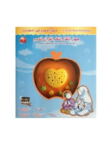 Pomme Veilleuse coranique