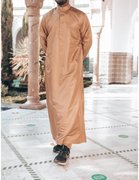 Qamis Saoudien Kamel-Zein