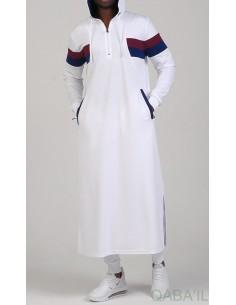 Qamis Trial Blanc -Qaba'il