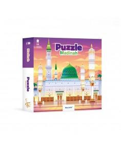 Puzzle Al Madinah - Educatafal