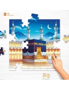 Puzzle Makkah - Educatafal