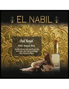 "musc el nabil "" oud royal """